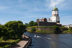 Kasteel van Vyborg