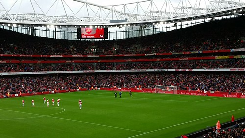 Arsenal v VfL Wolfsburg,  Emirates Stadium, Emirates Cup 2015, Sunday 26th July 2015 | by CDay86