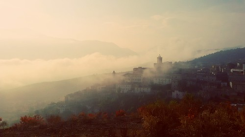 travel italy cloud mountain nature misty fog landscape freedom italia view natural scenic tranquility landmark mario adventure serenity vista serene elevated exploration tranquil breathtaking paesaggio abruzzo capestrano ottaviani