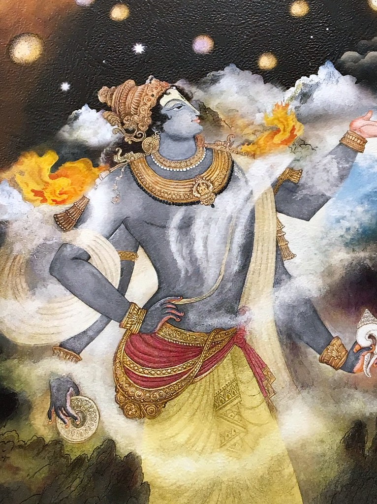 The Spirit of Bhagavad Gita.