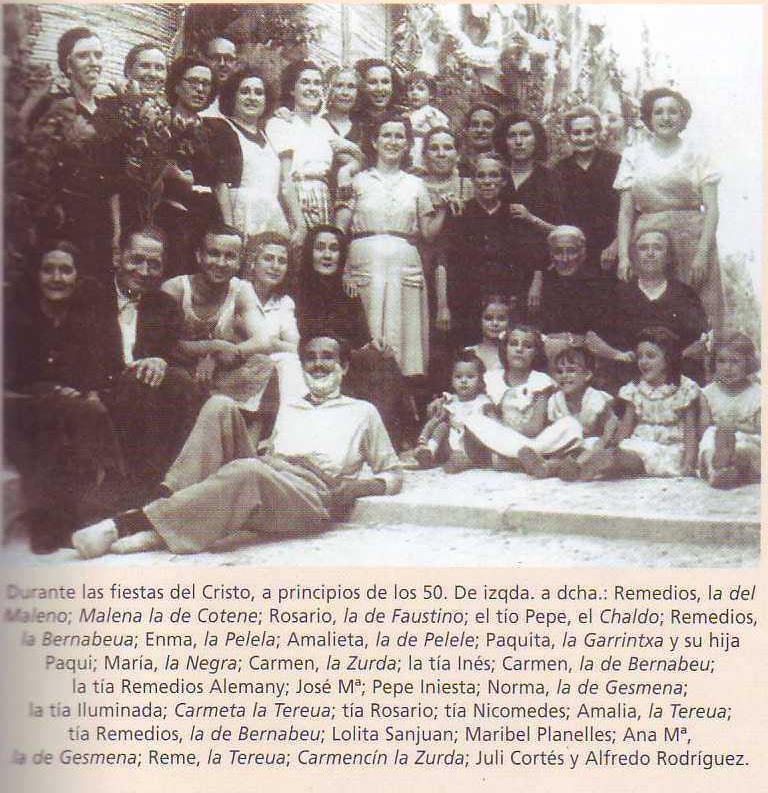(Año 1950) - ElCristo - Fotografias Historicas - (02)