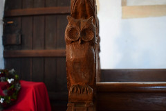 owl (Eyke woodworkers, 20th Century)