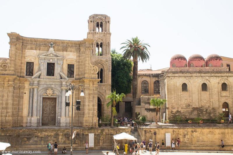 Chiesa della Martorana,  cosa vedere a Palermo