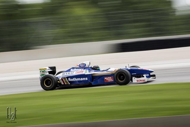 1997 Williams-Renault FW-19