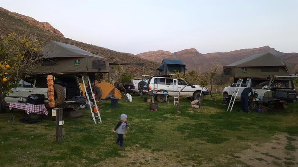 Kamp by Cederberg Oasis