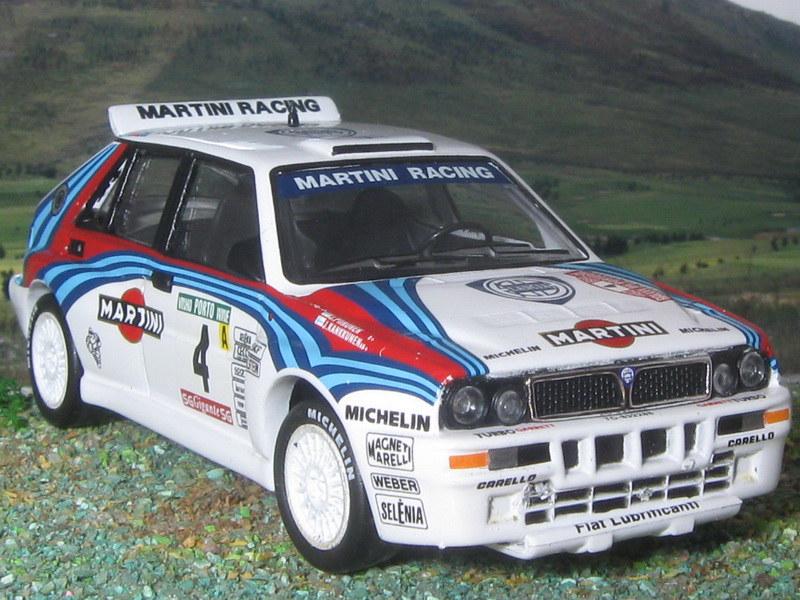 Lancia Delta HF Integrale - Portugal 1992