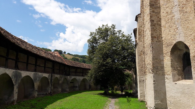 Valea Viilor Fortified Church
