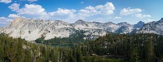 Alice Lake. Sawtooth Wilderness, Idaho. | by ID Surfer