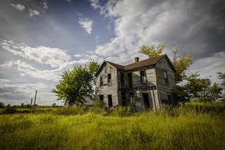 Abandoned Home | by Notley Hawkins