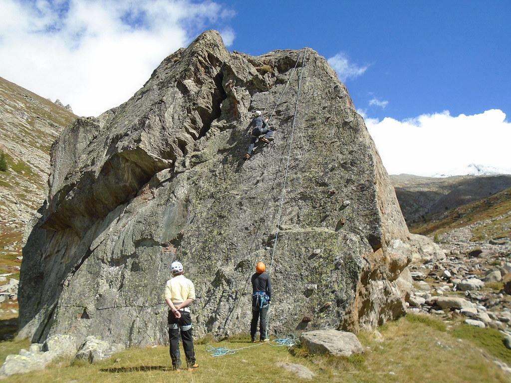 Robin beadle | mountain guide.