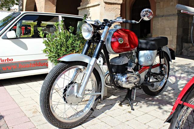 Bultaco Tralla 101.
