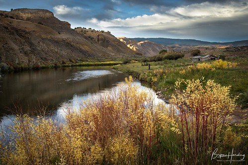 coloradoriver pioneer cabin homestead river creek reflection mountains mesa canyon ranch sunset clouds eaglecounty colorado rockymountains westernphotography landscapephotography coloradophotography publicland blmland federalland