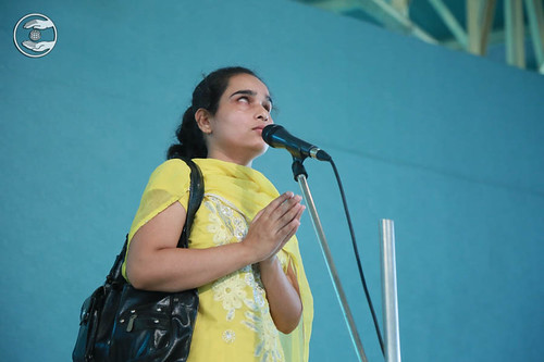 Devotional song by Sonia from Panipat, Haryana