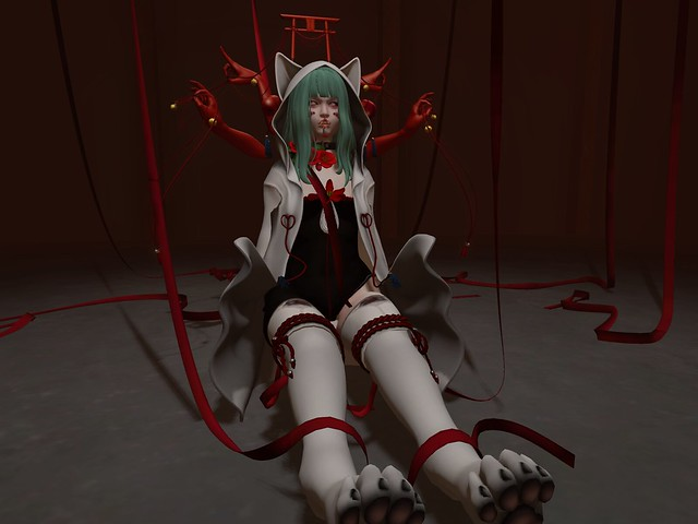 Good Puppet...(Kagami Finds)