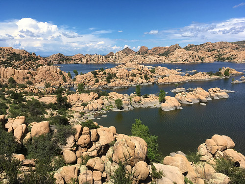 arizona landscapes lakes rocks iphone