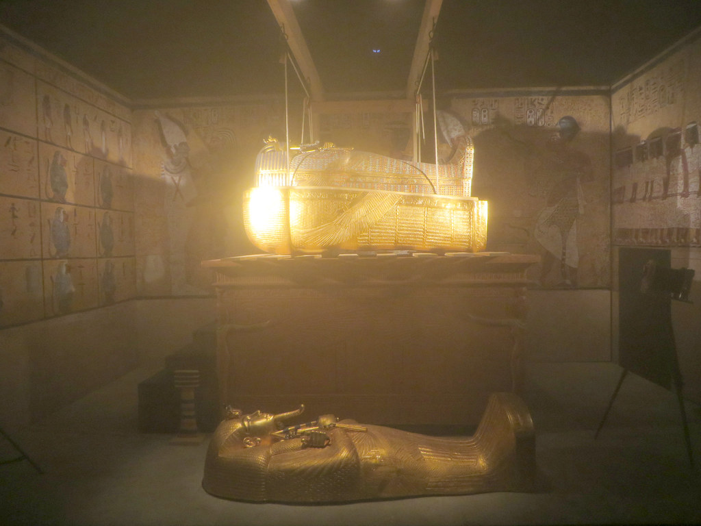 The Curse Of King Tuts Tomb Torrent: A Reproduction At The St. Louis Science
