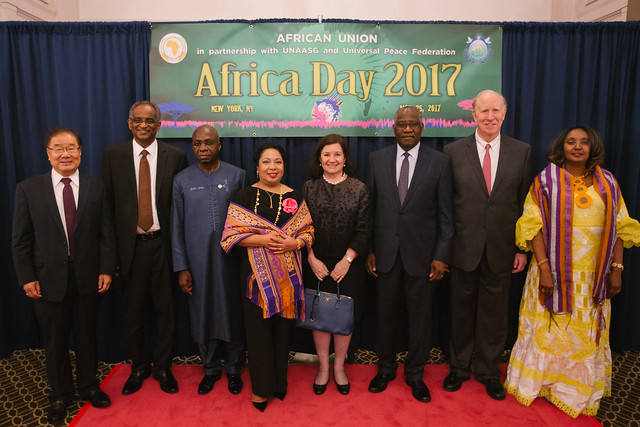 United-States-2017-05-25-Africa Day 2017 Celebrated in New York City