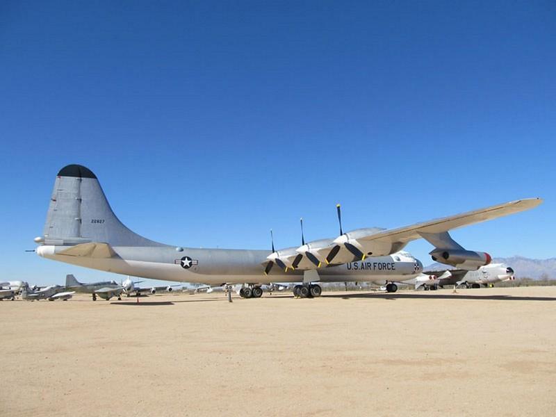 康瓦尔 B-36J 和平缔造者 2