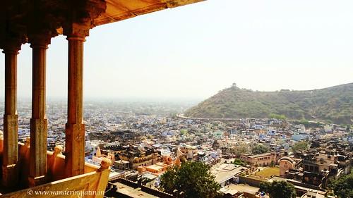 Cityscape from Taragarh Fort | by wanderingjatin