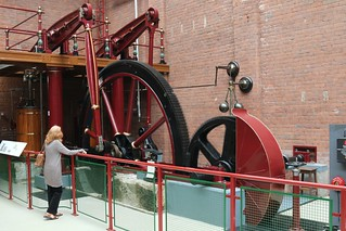 27th August 2017. Twin Beam Engine 1840. Bolton Steam Museum, Lancashire. | by Barnsley Victor
