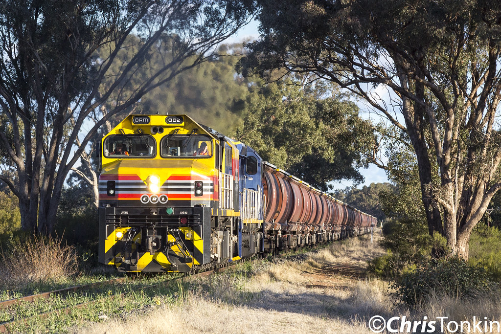 3444 BRM002-C505 Tomingley 19-08-17 by Chris Tonkin