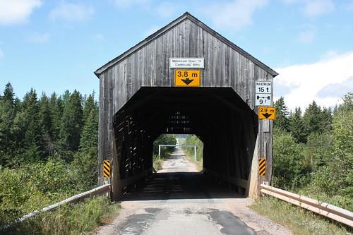 centreville newbrunswick canada bridge coveredbridge