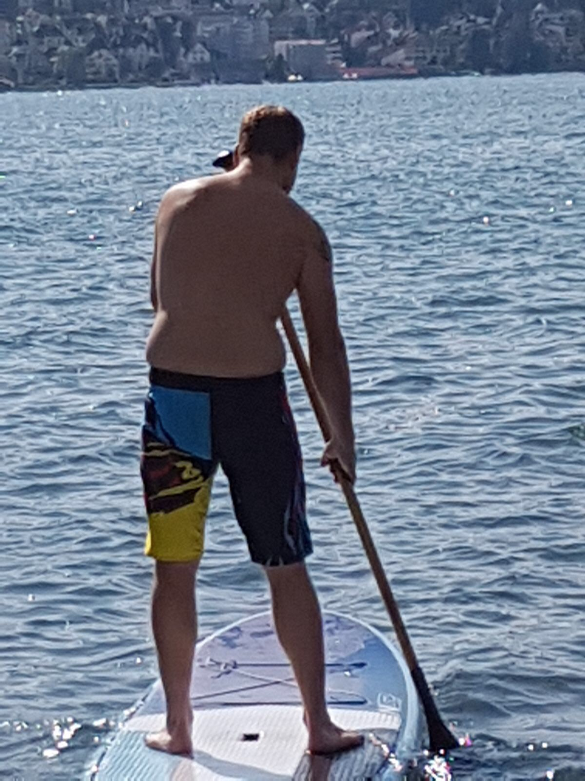 Stand-Up-Paddling 2017