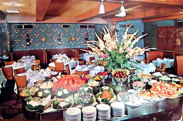 1950s Buffet