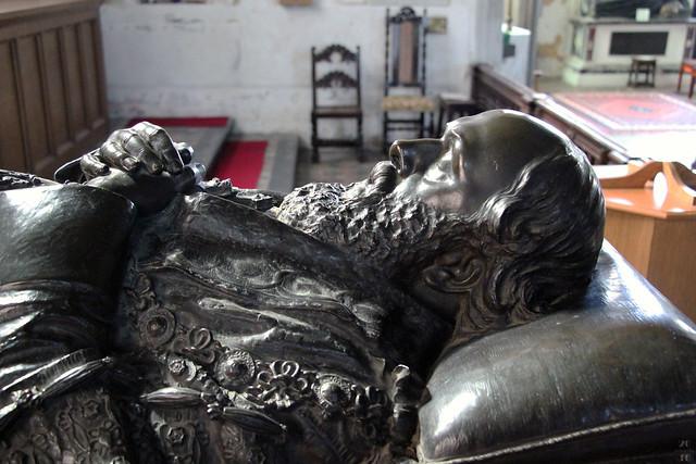 Tomb of former Prime Minister, Robert Gascoyne-Cecil