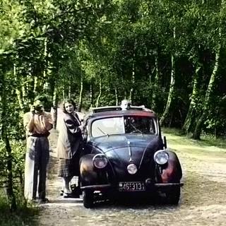 Unser legendärer Daimler