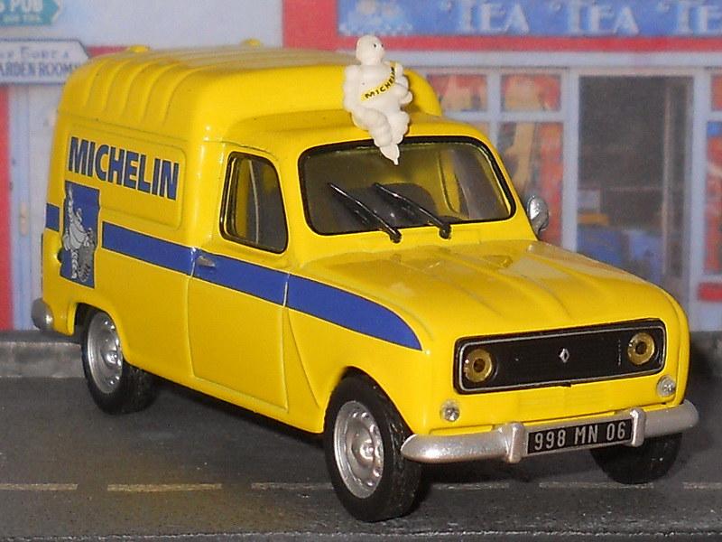 Renault 4 F6 – Michelin
