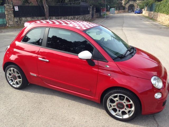 Fiat 500 Sport – 2007