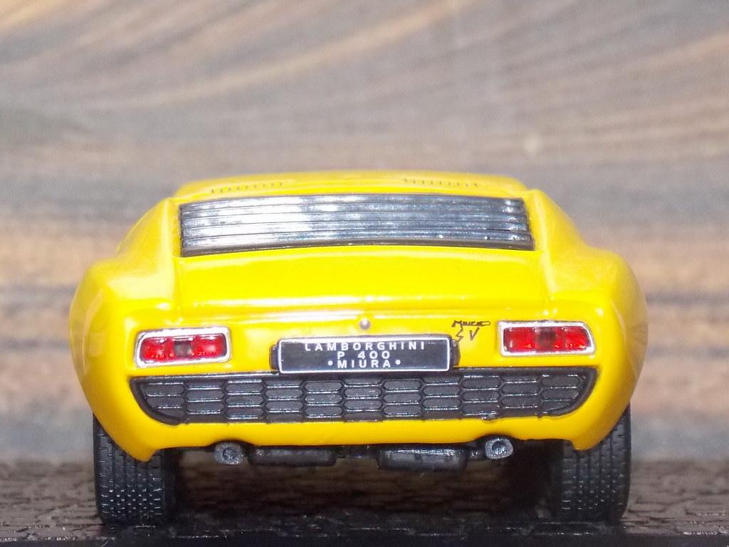 Lamborghini P400 Miura - 1966