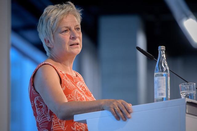Barbara Unmüßig (Vorstand, Heinrich-Böll-Stiftung) Foto: stephan-roehl.de