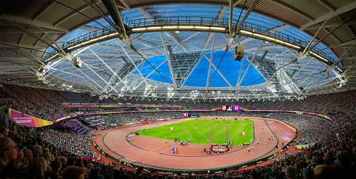 Athletics_Panorama1 | by rjlaker