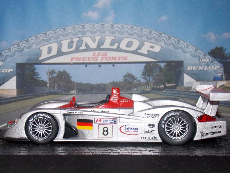 Audi R8 – 24 Hs Le Mans 2000