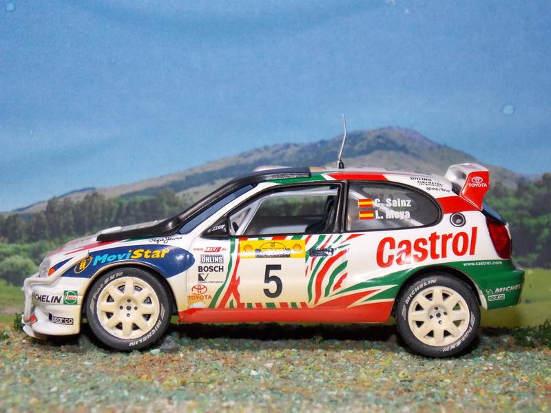 Toyota Corolla WRC – Safari Kenya 1998