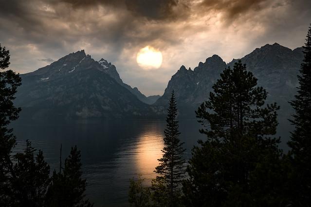 Grand Tetons - Jenny Lake