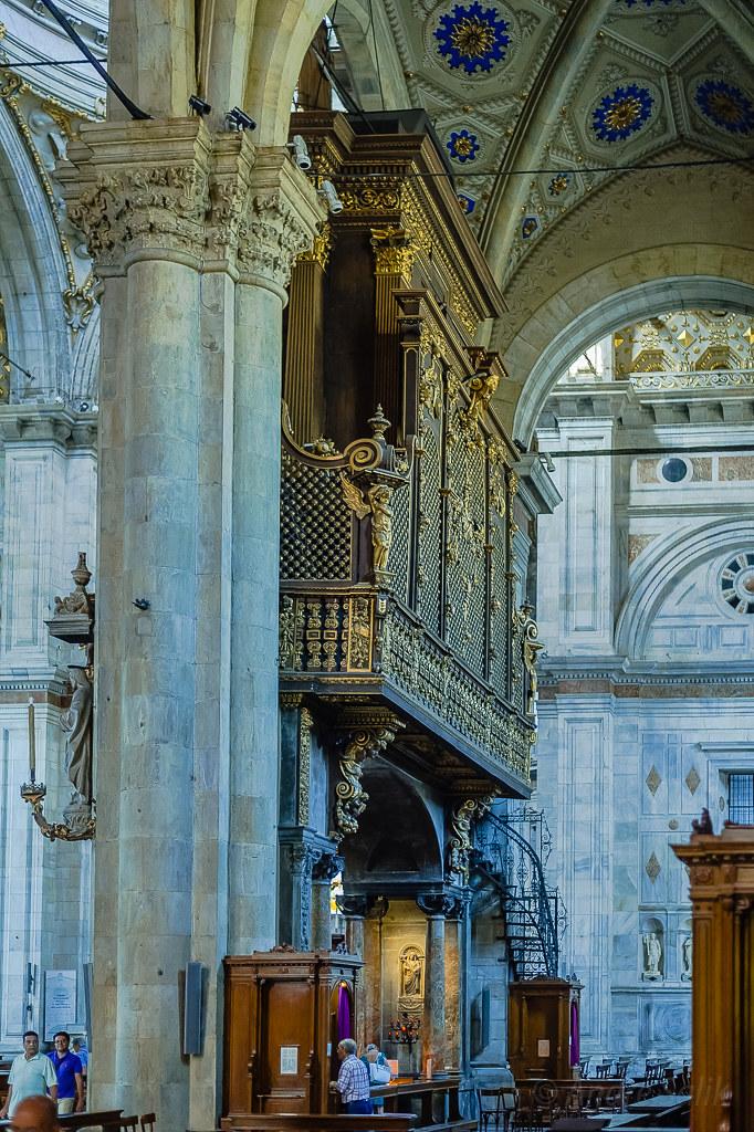 Como Cathedral. Duomo di Como DSC_0582
