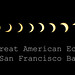 The Great American Eclipse 2017 by Wilson Lam {WLQ}