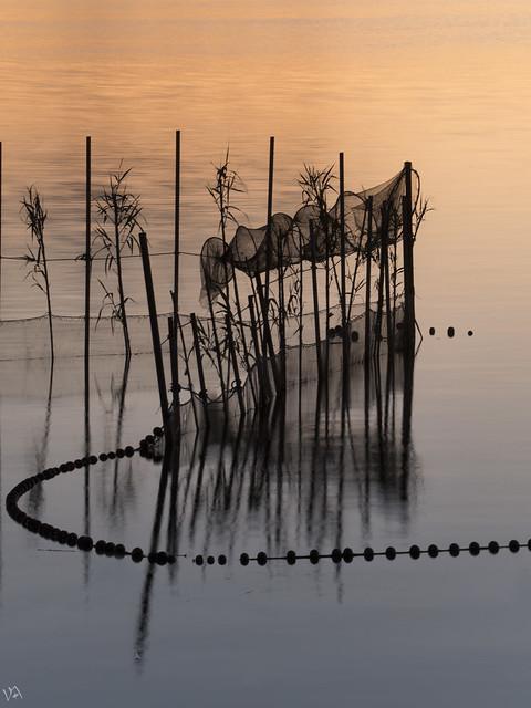 Redes de pesca (Redolí)