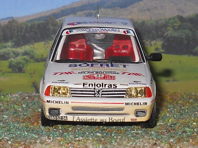 Peugeot 205 GTi – Montecarlo 1988