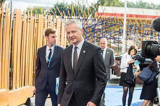 Bruno Le Maire | by EU2017EE