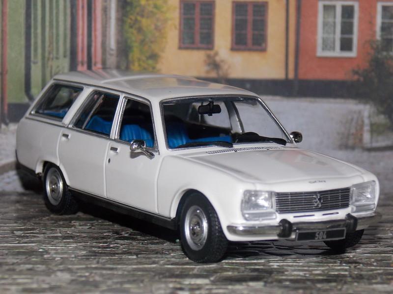 Peugeot 504 Break- 1974