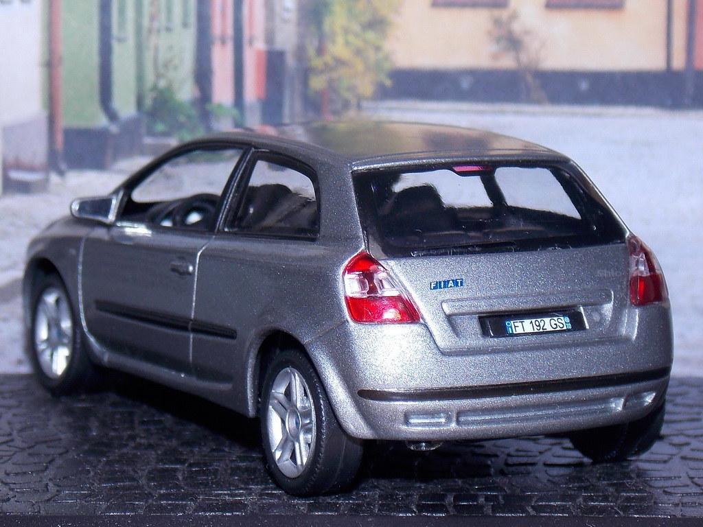 Fiat Stilo 3p – 2001