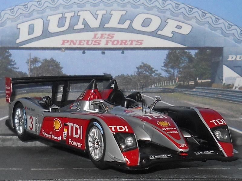 Audi R10 TDi – 24 Hs Le Mans 2008