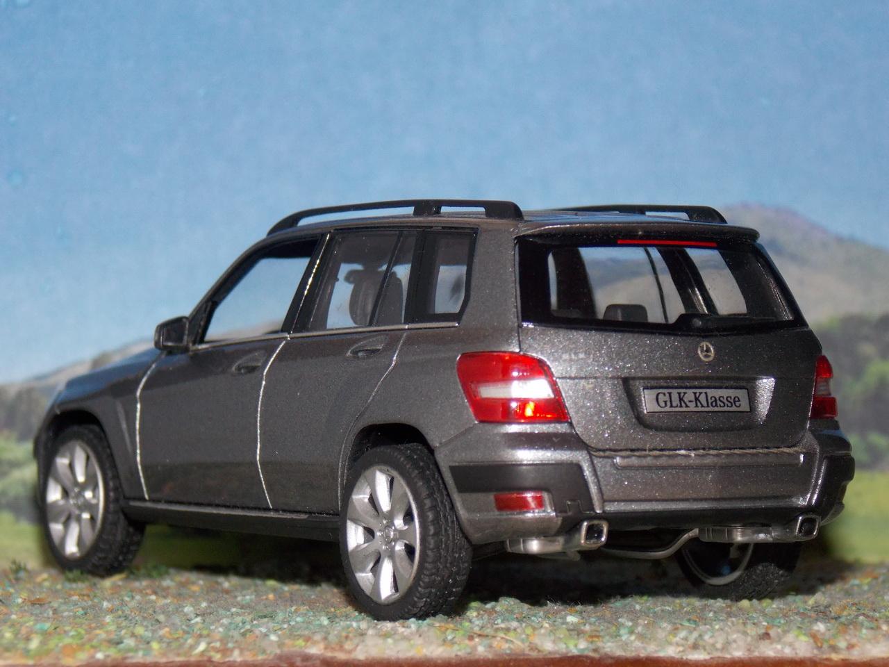 Mercedes Benz GLK – 2009