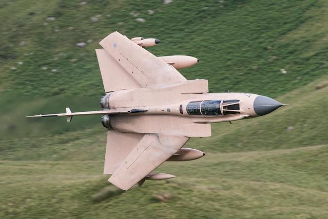 ZG750  '128'  Tornado GR4  RAF  '25 Year Anniversary Operation Granby'