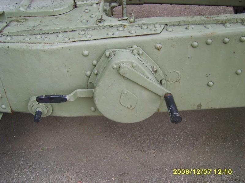152mm BR-2 Gun Mod.1935 6