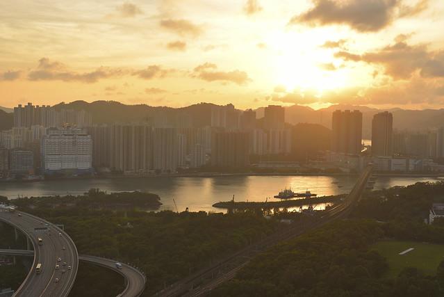 KWAN FONG SUNSET, HONG KONG